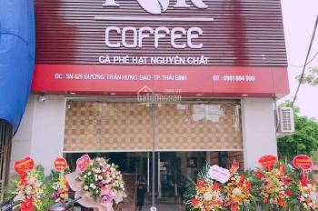 Bán gấp siêu phẩm lô góc đường Trần Hưng Đạo