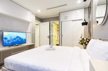 Cho thuê tòa nhà văn phòng Lương Định Của - Trần Não, trệt 3 lầu, 12x22m vuông vức, giá thuê 130tr