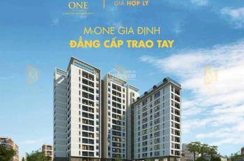 Bán căn hộ 2PN M-One Gia Định, ngay liền kề sân bay Tân Sơn Nhất, 0903358083 - 0973478478