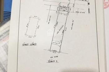Bán nhà cấp 4 hẻm xe hơi thông 4x20m, đường số 2, phường 16, Gò Vấp, giá 5 tỷ thương lượng