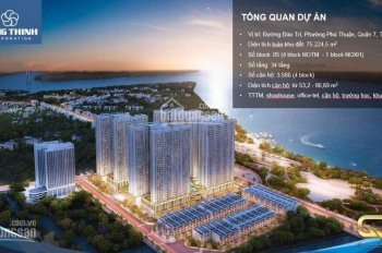 Chính chủ cần bán căn hộ Q7 Riverside giá 1.890 tỷ, diện tích 2 phòng ngủ. Vị trí đẹp