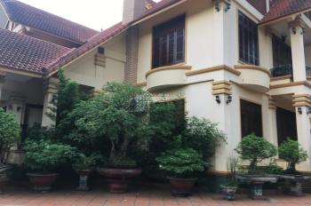 Cần bán 16000m2 biệt phủ khuôn viên hoàn thiện, nghỉ dưỡng cuối tuần, Hòa Sơn, Lương Sơn, Hòa Bình