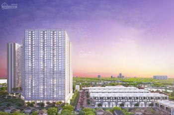 Nhà phố DT 5x20m, 1 trệt, 3 lầu, giá từ 8.5 tỷ/căn, TT chỉ 2,5-3 tỷ là sở hữu ngay, quy mô 8ha