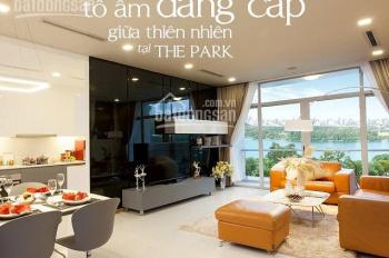 Chính chủ bán căn 3PN 116.5m2 view sông tòa Park 3 giá 7.45 tỷ dự án Vinhomes Central Park