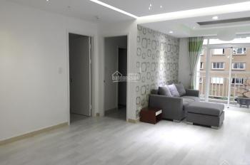 Cần bán căn hộ 100.5m2 3PN có ít nội thất, nhà rất đẹp với giá 1.8 tỷ, dự án Hạnh Phúc, Bình Chánh