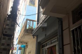 Bán nhà Đốc Ngữ, Ba Đình, dt 45m2, 4 tầng, giá 3,95 tỷ (0989061388)