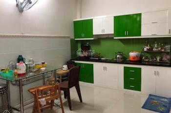 Cho thuê nhà nguyên căn MT Thạnh Lộc 27, Q12, ngay chợ Cầu Đồng tiện kinh doanh, mở văn phòng