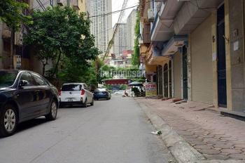 Bán nhà phân lô phố Phạm Tuấn Tài. Vỉa hè ô tô đỗ cửa. DT 55m2 x 5T, giá 7,2 tỷ