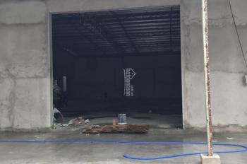 Cho thuê kho xưởng đường S, P. Tây Thạnh, Q. Tân Phú. DT 500m2 đường container vào tận nơi