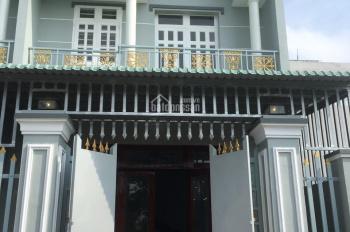 Bán nhà mặt tiền chợ Bình Chánh đường Đinh Đức Thiện SH riêng DT 100m2