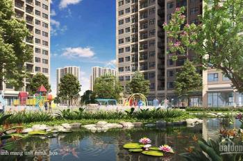 Đầu tư 2 phòng ngủ rẻ nhất Vinhomes Ocean Park, view hồ hoa súng, nhận CS T11. LH 0966 834 865
