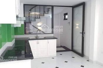 Bán nhà mới ngõ phố Đào Tấn 36m2 x 6T, giá chỉ 4.05 tỷ. vị trí đẹp ngõ thông