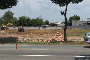 Cần bán lô đất mặt tiền QLL55 An Ngãi Long Điền cách chợ AN 150m cách huyện uỷ 200m sat ca phe khang