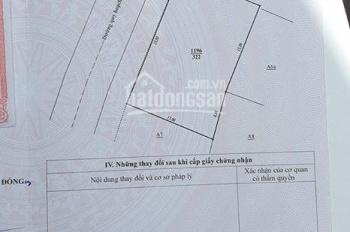 Bán đất mặt tiền đường nhựa KQH Đông Tĩnh Lý Nam Đế, Phường 8, Đà Lạt