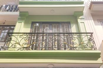 Nhà mới ngõ 28 Thanh Đàm, 21m2*4.5 tầng, ngay gần Nguyễn Khoái, đường siêu đẹp giá chỉ 1.38 tỷ