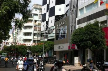 Nhà góc hai mặt tiền khu văn phòng công ty Phường 14, Quận Tân Bình. DT: 12x18m, 3 lầu, có nhà