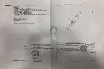 Bán mặt tiền đường Nguyễn Chí Thanh, Phường Hiệp An, Thủ Dầu Một. LH 0909.185.339