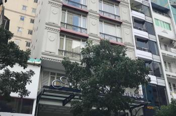 Cho thuê tòa building 1 hầm 7 tầng MT sân bay. DT 4.7x24m, giá 160 tr/tháng, LH 0939562333