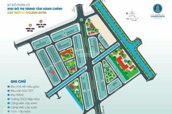 Bán đất trung tâm hành chính thị trấn Hiệp Hòa, Đức Hòa, Long An