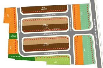 Hot! Mở bán đất nền sổ đỏ, Thuận An Central, Thuận Giao, Thuận An, Bình Dương, CK 4%. LH ngay