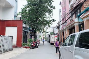 Cần bán nhà mặt tiền nội bộ Gò Dầu, Tân Phú, DT: 5x20m có hầm, 3 lầu sân thượng, giá 8.3 tỷ (TL)