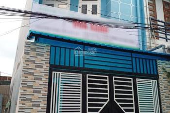 Bán gấp nhà mới đẹp HXH đậu trước nhà, chỉ cách 150m ra Quốc lộ 1A, P. An Phú Đông, Q. 12