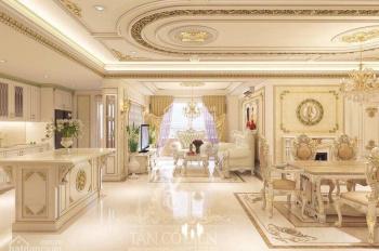 Cực hot căn hộ 3PN + Hado Centrosa, giá lỗ 300 triệu, bàn giao hoàn thiện, lầu 9, call 0977771919