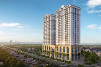 Hướng Nam, view Hồ Starlake, căn hộ cao cấp 3PN, 107m2, giá 4.9 tỷ, đủ đồ.
