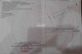 Tôi cần tiền bán gấp lô đất ở Phước Thái, ngay trường tiểu học Phước Thái