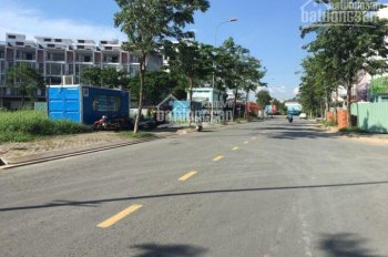 Đi nước ngoài định cư cần bán nhanh lô đất đối diện chợ Lộc An, Long Thành, Đồng Nai, KDC D2D, SHR
