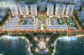 Shophouse xây sẵn, 5 tầng 1 tum Quận Long Biên, ngân hàng hỗ trợ 65% lãi suất 0% trong 2 năm
