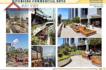 Chính thức mở bán dự án trung tâm TP Bạc Liêu - Bạc Liêu Riverside Commercial Zone - shophouse ST