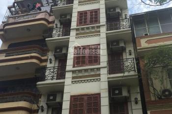 Nhà đẹp - thang máy. Bán nhà mặt phố Thụy Khuê 70m2 x 7 tầng, Mt 5m, giá 22.5 tỷ
