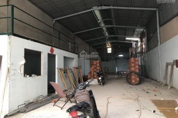 Cần cho thuê kho xưởng 700m2, 30tr/th gấp đường Mã Lò, Q. Bình Tân