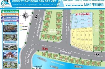 Bán đất Q9, MT đường 1, Nguyễn Duy Trinh, Long Trường, sổ hồng riêng, sang tên ngay: 0982.209.734