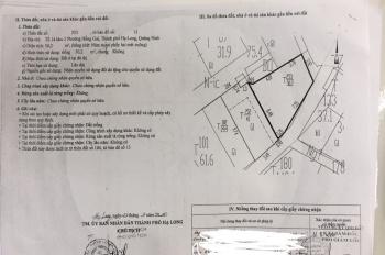 Bán đất chính chủ tại Tổ 14, khu 2, Phường Hồng Gai, TP Hạ Long, Quảng Ninh