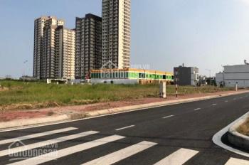 Cần bán nền đất góc 2 mặt tiền đường 20m, 8x19m, sổ hồng, KDC Khang An, Bình Tân