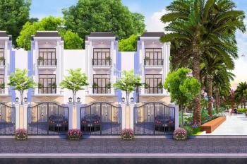 Nhà 1 trệt 2 lầu xây hoàn thiện (153,92m2) giá từ 3,2tỷ ngay trung tâm Dĩ An, Bình Dương, CK tới 3%