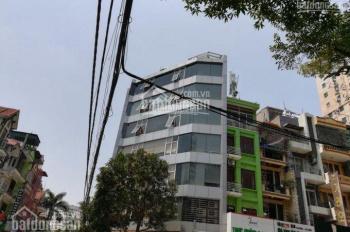 Vị trí đẹp, mặt tiền rộng, bán nhà mặt phố Nguyễn Khang. DT 85m2 x 7 tầng, MT 9m, giá 27 tỷ