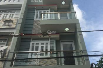 Bán nhà 1 sẹc đường hương lộ 2 hẻm rộng 7m, diện tích 5 x 20 đúc 4 tấm, giá 4,5 tỷ. 0902478368