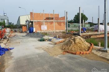 Chính chủ cần bán lô đất thổ cư KDC Bình Mỹ Riverside ngay đường Võ Văn Bích 80m2 (1.3 tỷ)