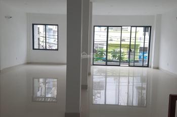 Cho thuê nhà mặt tiền Lam Sơn, Phường 5, Quận Bình Thạnh 1 hầm 3 lầu