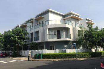 Cần bán căn góc 2 mặt tiền view công viên KDC Mega village Khang Điền, DT 160m2, giá 8,6 tỷ