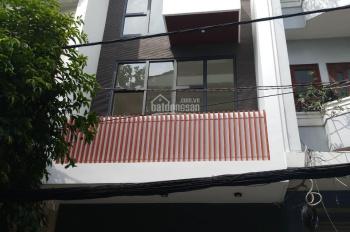 Cần bán nhà mặt tiền Lê Văn Huân, P 13, Quận Tân Bình: 4,05x28m, giá 122tr/m2, LH 0919465533