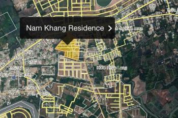 Bán đất trục chính Nam Khang Residence, 50.5tr/m2 - 0915779139