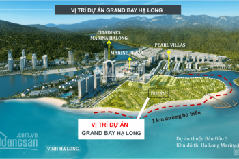 Grand Bay Hạ Long - cơ hội đầu tư sinh lời tốt nhất Hạ Long 2019 - hotline 0962.94.23.26