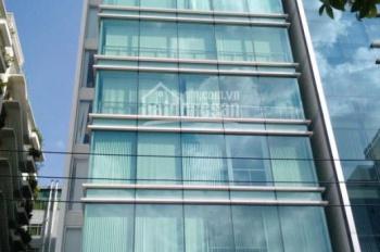 Cho thuê VP hạng A Hàm Nghi, P Nguyễn Thái Bình Q1, DT 10.5x60m, giá 300tr/th
