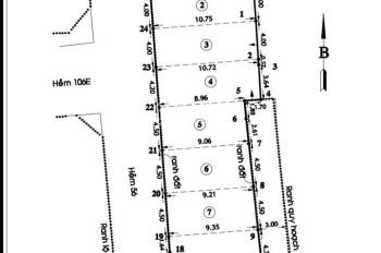 Bán gấp đất công viên Đầm Sen, Lạc Long Quân, Quận 11