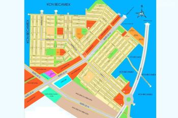 Cần thanh lý gấp 2 lô đất tái định cư Becamex Chơn Thành ngay TTHC. LH: 091 997 1881