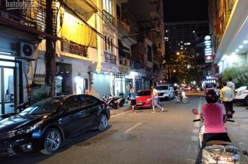 Nhà mặt phố Yên Ninh, xây 6T, đang cho thuê 40tr/tháng, giá 9.6 tỷ